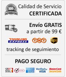 Compra segura Jamón Ibérico y Serrano